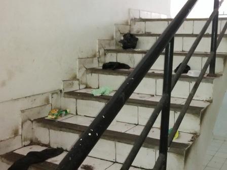 4380 medium petugas kebersihan rusun tambora dikeluhkan warga