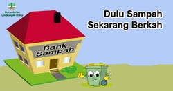 446 small bank sampah
