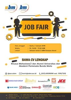 44946 small job fair ubm januari 2019