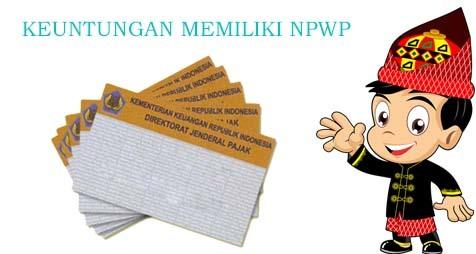 45143 medium manfaat npwp