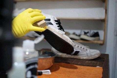 45249 medium lowongan kerja pegawai di sumbrez laundry sepatu