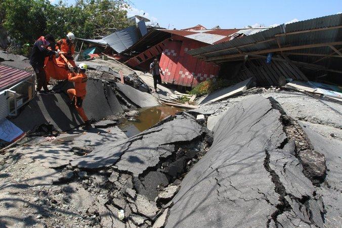 45392 medium bmkg catat 23 kali gempa bumi yang merusak terjadi selama 2018