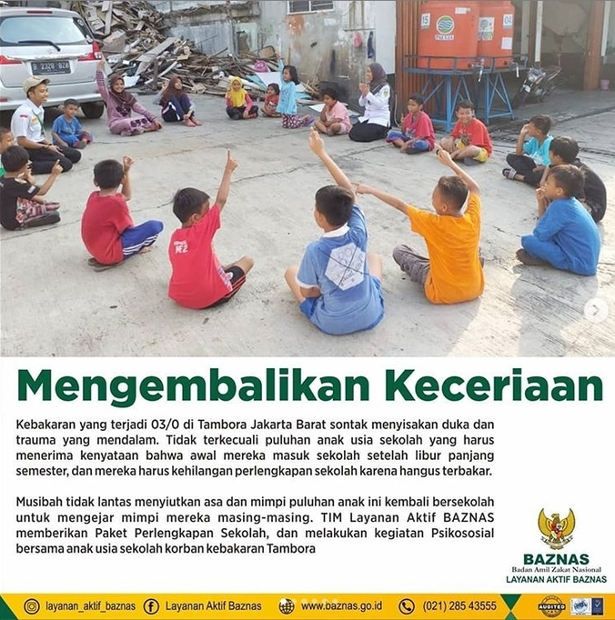 45615 medium tim layanan aktif baznas kembalikan keceriaan anaka anak korban kebakaran di kec. tambora
