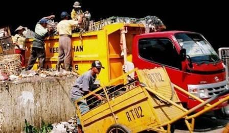 45800 medium sampah nul