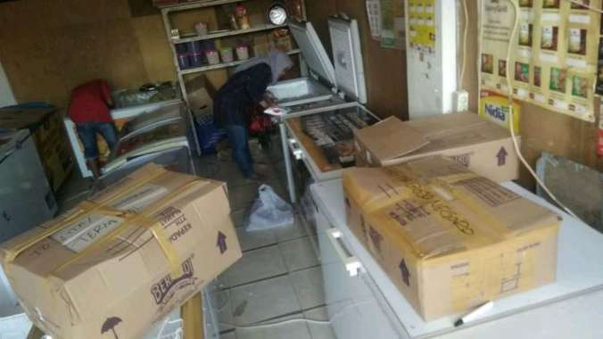 46389 medium dibutuhkan segera karayawan laki laki serabutan untuk kerja di toko griya barokah food surabaya