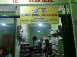 46658 small lowongan kerja staff admin toko buku mata air