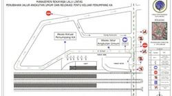 46701 small peta rekayasa lalu lintas di kawasan stasiun bekasi
