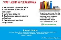 46840 small staff kantor