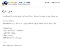 46966 small lowongan kerja admin marketing di pt. logos indonesia mandiri jakarta selatan