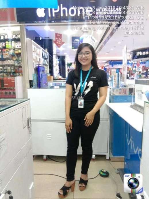 Lowongan Kerja Vivo Smartphone Pt Daoben Informasi Lowongan