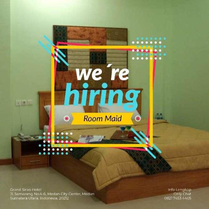 47884 medium %28lowongan kerja%29 dibutuhkan room maid untuk hotel grand sirao