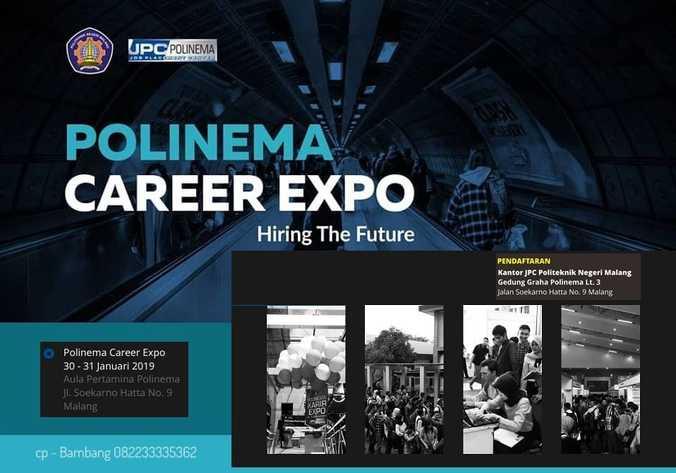 48105 medium polinema career expo %e2%80%93 januari 2019