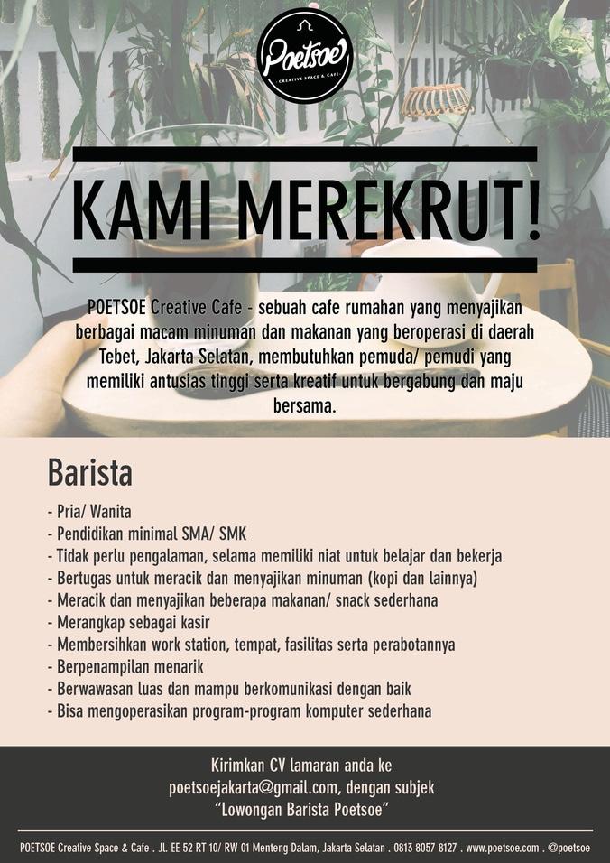 Info Lowongan Kerja Rumahan