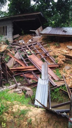 48624 small tiga warga meninggal dunia akibat bencana longsor di bengkayang kalbar