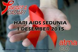 491 small peringatan hari aids sedunia