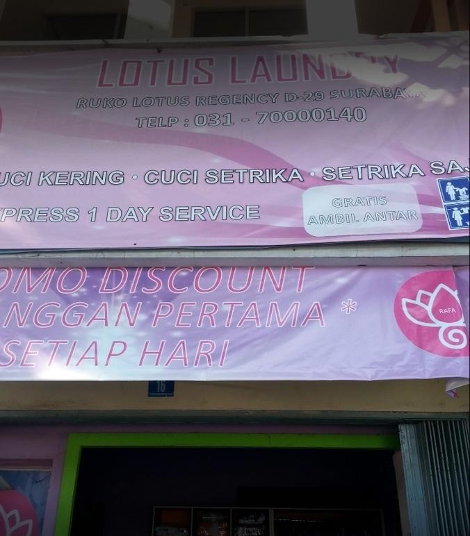 49418 medium lowongan kerja di lotus laundry ketintang  surabaya