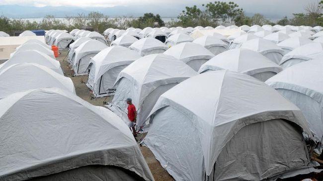 49719 medium 40 ribu warga palu masih bertahan di tenda pengungsi