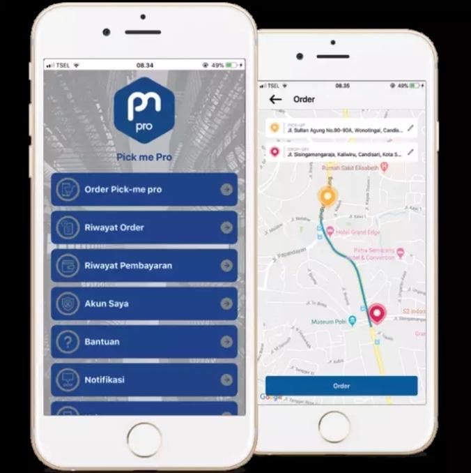 50131 medium cara pendaftaran mitra driver pick me aplikasi antar jemput sekolah   profesional