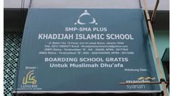 50148 small palyja bangun fasilitas air siap minum di khadijah islamic school