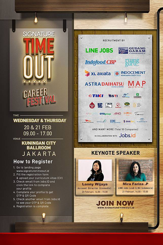 50676 medium %28bursa kerja%29 signature time out career festival jakarta 2019
