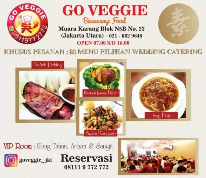 Lowongan Kerja Dibutuhkan Koki Chinese Food Di Resto Go Veggie Wawancara Langsung Walk In Inteview Atmago
