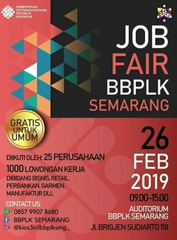 51133 small job fair bbplk semarang %e2%80%93 februari 2019