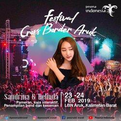 51138 small festival cross border aruk sajingan 2019