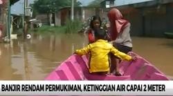 51152 small banjir rendam permukiman warga baleendah  ketinggian mencapai 2 meter