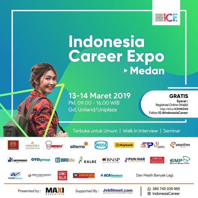 52839 medium indonesia career expo medan %e2%80%93 maret 2019