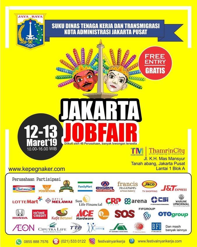 53377 medium job fair thamrin city %e2%80%93 maret 2019