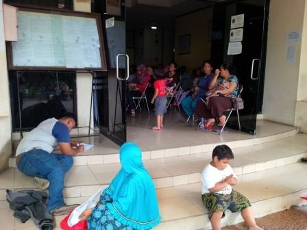 539 medium warga keluhkan fasilitas sudin dukcapil jakut