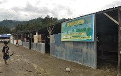 54042 small sekolah darurat di sigi ini sudah dua kali diterjang banjir