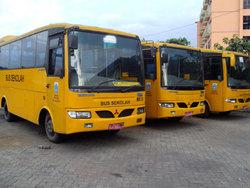 547 small bus sekolah layani siswa di 3 rusun