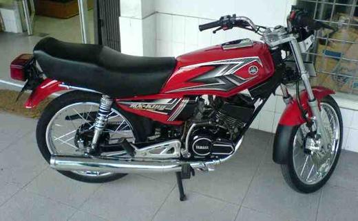 Mantap Harga Sepeda Motor Rx King Masih Tembus Belasan Juta