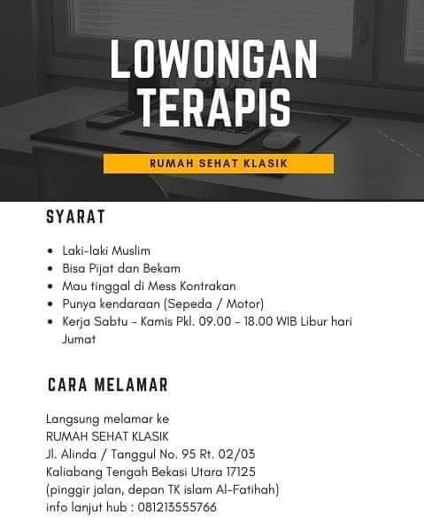 Loker Di Bekasi Utara