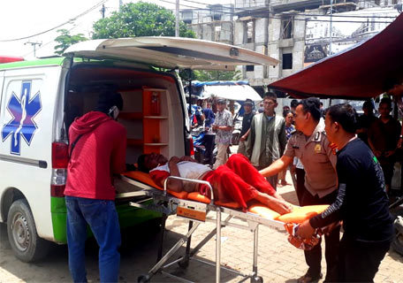 56193 medium polsek tarumajaya evakuasi