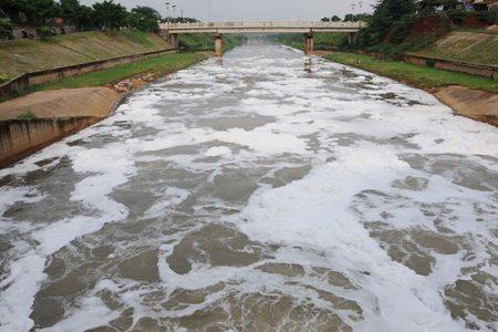 566 medium limbah pencemaran air