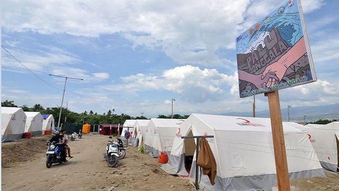 56845 medium beberapa warga korban gempa palu alami pelecehan seksual dan kdrt di kamp pengungsian