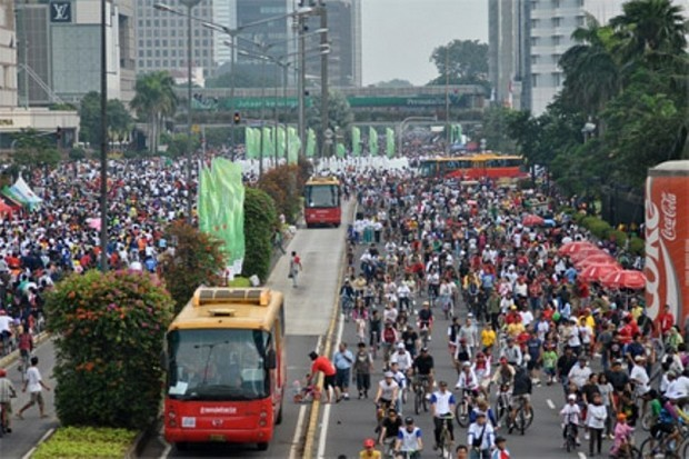 5724 medium hbkb di ibukota belum ramah lingkungan