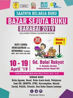 57269 small bazar sejuta buku barabai 2019
