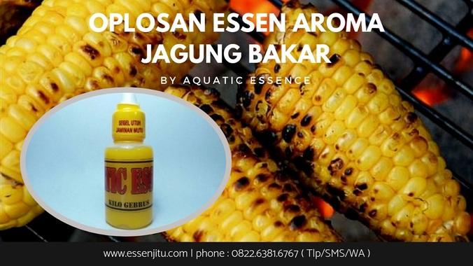 58518 medium essen aroma jagung bakar
