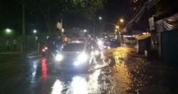 58940 small banjir guyur bogor  jalan leuwiliang kebanjiran