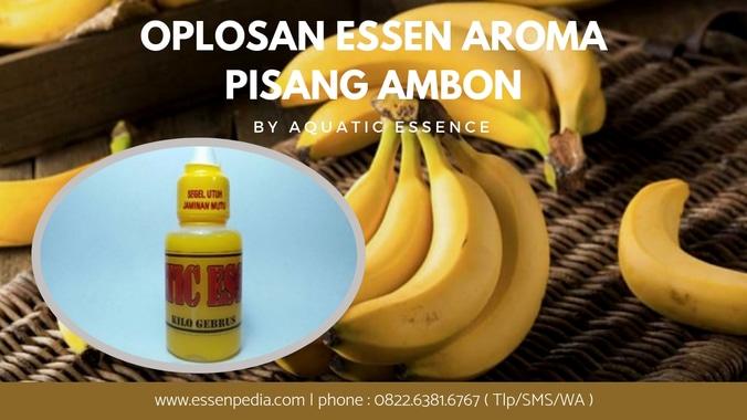 58953 medium aroma essen pisang ambon