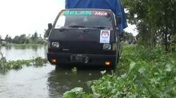 59094 small sudah seminggu 5 kecamatan di lamongan masih terendam banjir