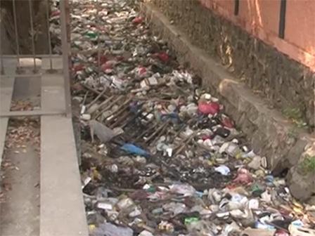 590 medium sampah dan saluran paling banyak dikeluhkan warga warakas