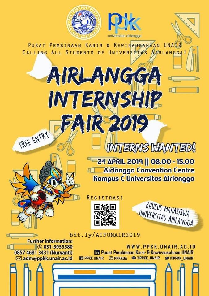 59345 medium airlangga internship fair 2019