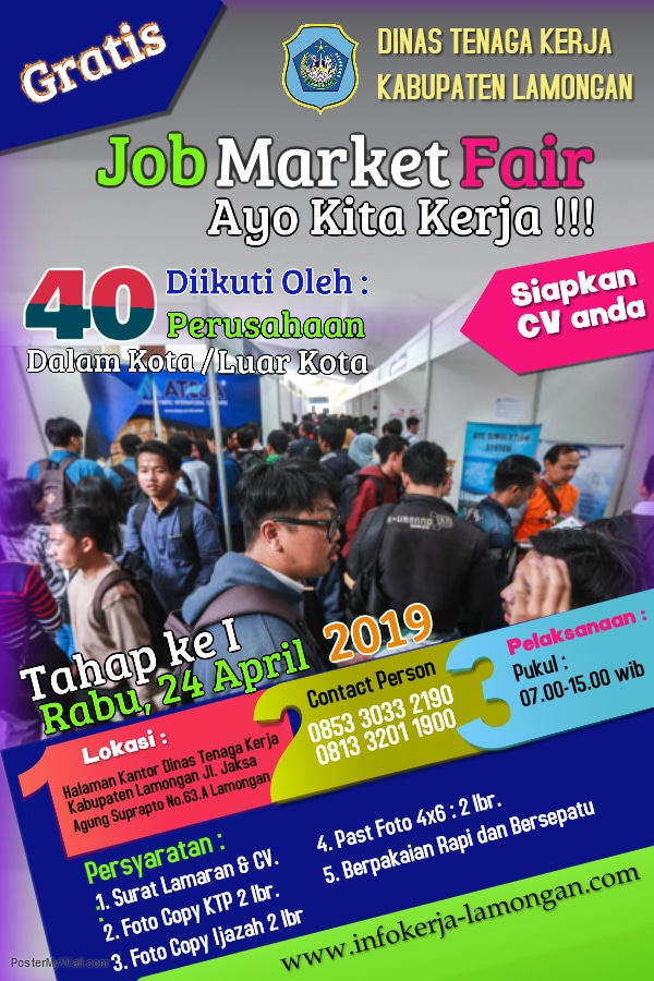 59346 medium job market fair lamongan %e2%80%93 april 2019