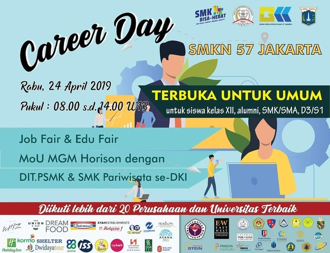 59478 medium career day smkn 57 jakarta %e2%80%93 april 2019