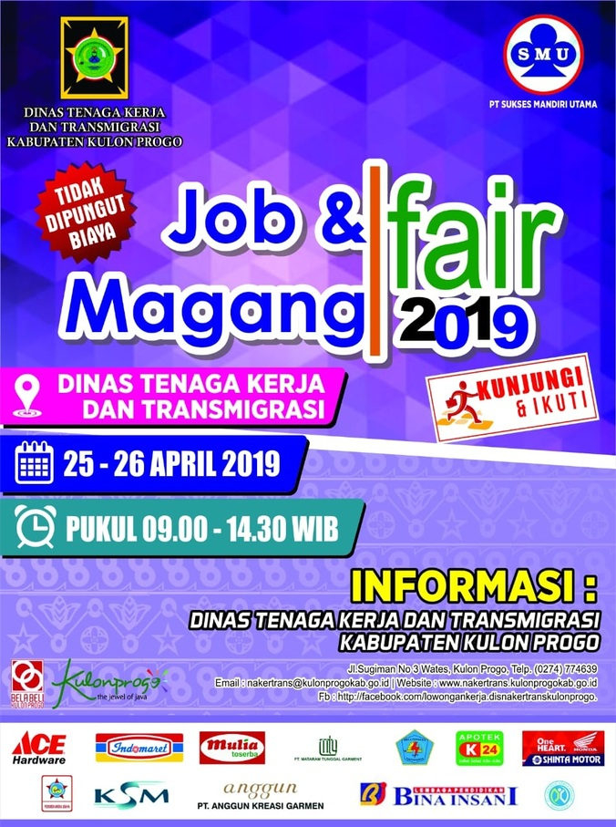59480 medium %28bursa kerja%29 job   magang fair kulon progo %e2%80%93 april 2019