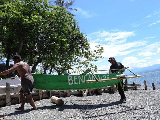 59504 medium nelayan kelurahan tipo kota palu
